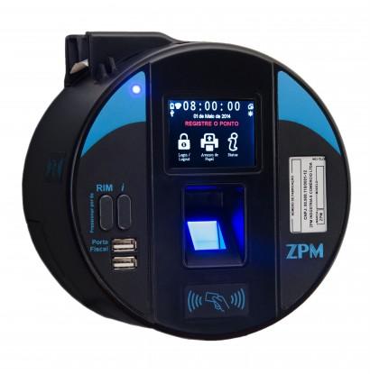 ZPM - ECO 500 - Biométrico, Proximidade